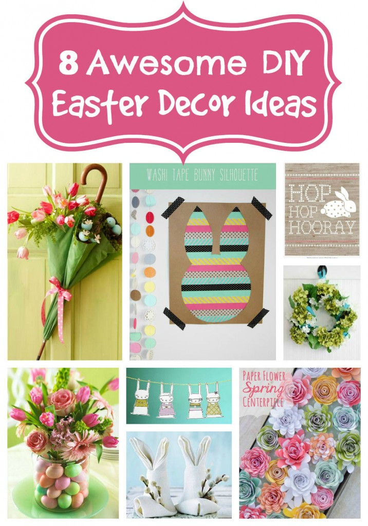 Awesome Easter DIY Decor | The Mindful Shopper