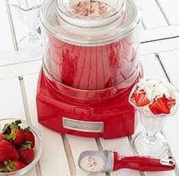 Cuisinart Classic Ice Cream Maker | Deal of The Day on The Mindful Shopper