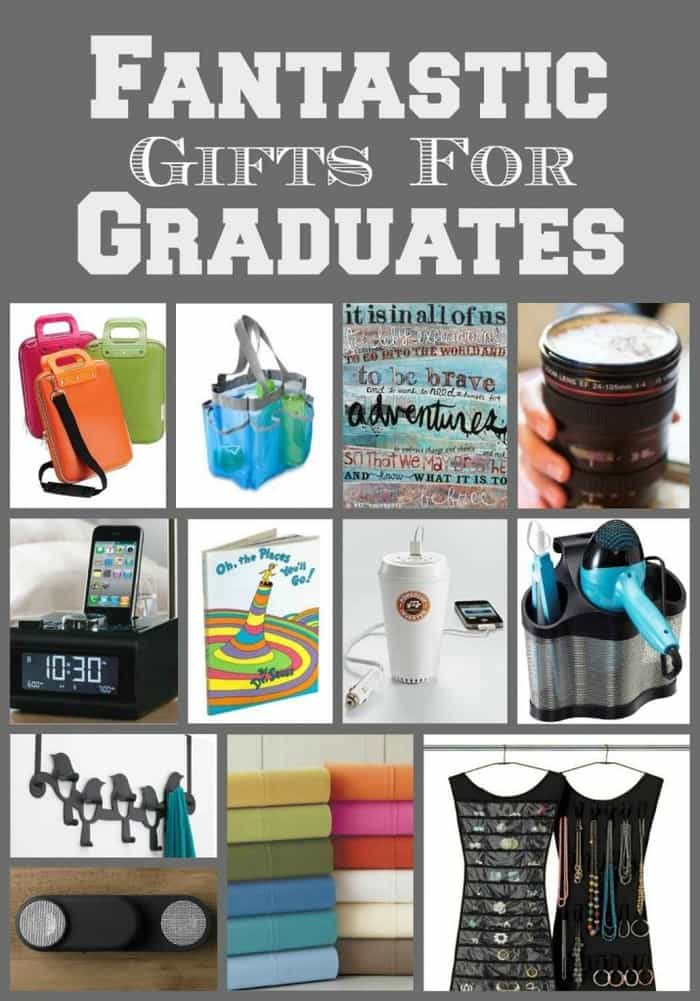 Fantastic Gifts For Graduates Round-Up | The Mindful Shopper