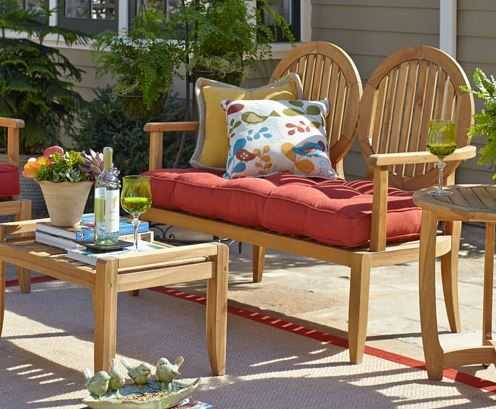 Colorful Outdoor Cushions | Deal of The Day