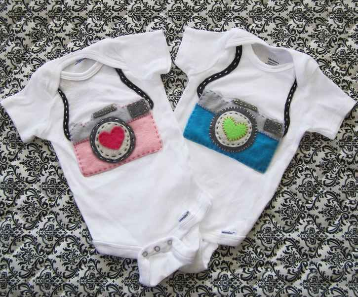 Mini Photographer Bodysuit