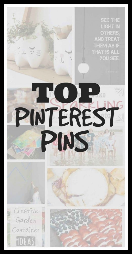 Top Pinterest Pins This Week | The Mindful Shopper