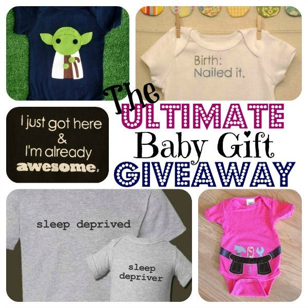 The Ultimate Baby Gift Giveaway Package | The Mindful Shopper