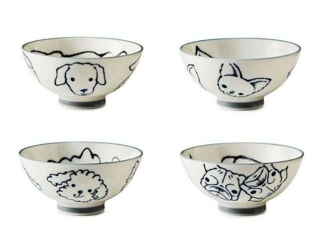 Dog Face Bowls | The Mindful Shopper
