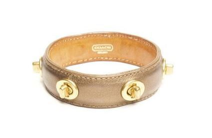 Coach Bracelet | The Mindful Shopper