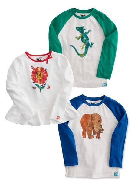 Gymboree and Eric Carle Playwear Collection | The Mindful Shopper