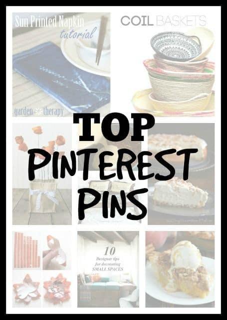 Top 10 Pinterest Pins | The Mindful Shopper