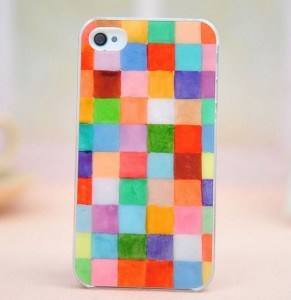 Color Box iPhone 4 Case