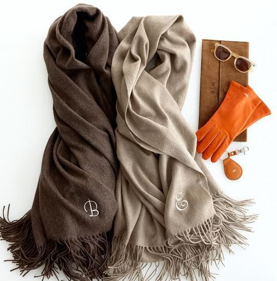 Exquisite Cashmere Wrap