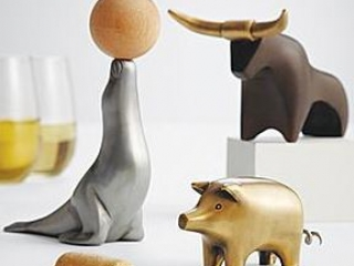 Whimsy Animal Wine Opener