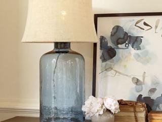 Clift Glass Lamp Base