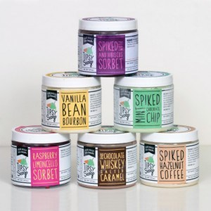 Boozy Ice Cream Party Packs