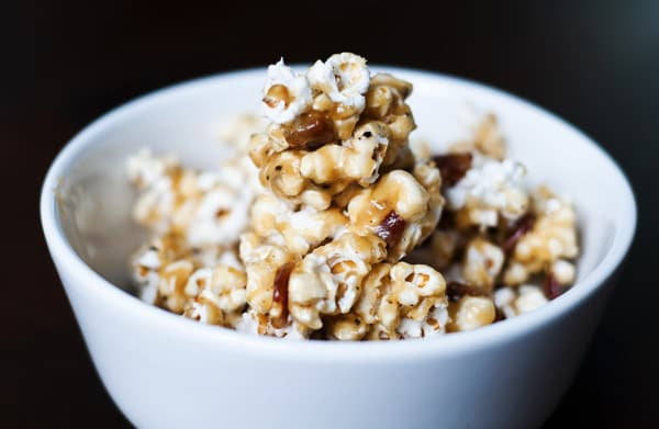Bourbon Bacon Caramel Corn