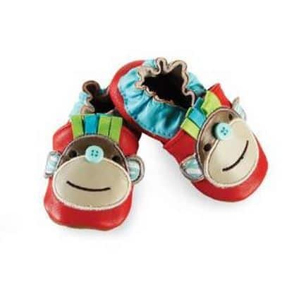Colorful Monkey Face Shoes