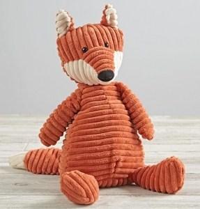 Corduroy Fox