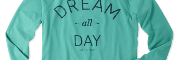 Dream All Day Sleep Hoodie