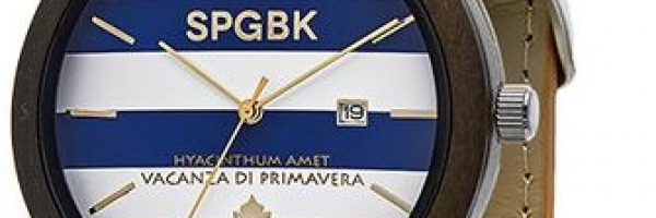 Eco-friendly SPGBK Watch