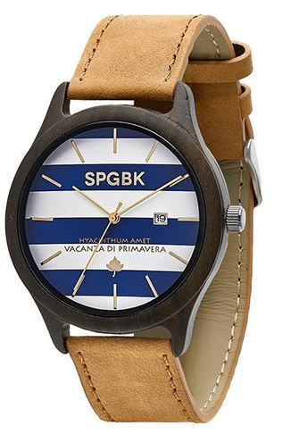 Ecofriendly SPGBK Watch