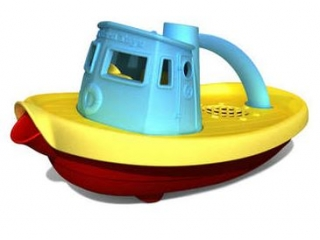 Ecofriendly Tug Boat