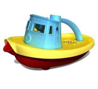 Ecofriendly Tug Boat
