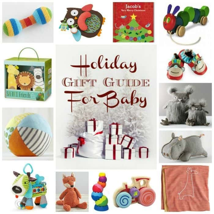 Holiday Gift Guide For Baby | The Mindful Shopper
