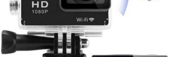 GooKit WiFi HD Sports Camera