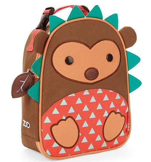 Hedgehog Backpack & Lunchie