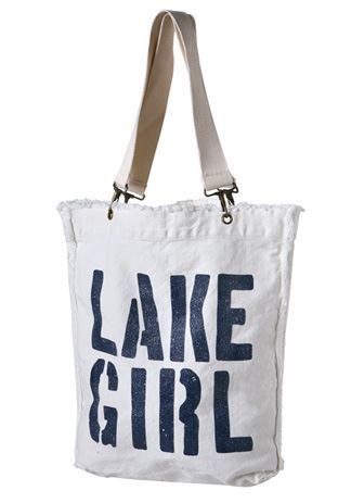 Lake Girl Tote
