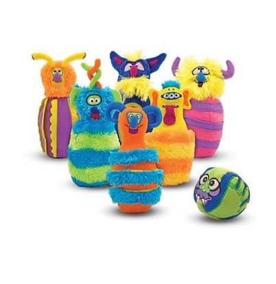 Monster Bowling Set