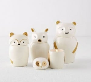 Nesting Doll Scented Candles