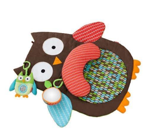 Owl Tummy Time Mat