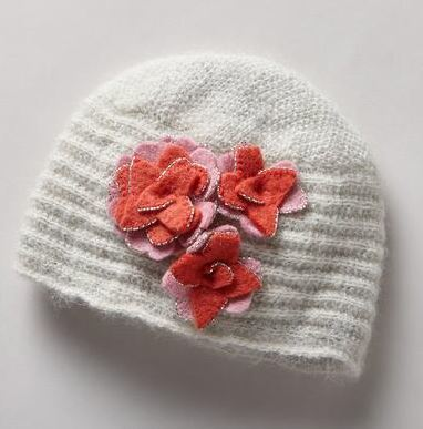 Parisian-Inspired Caroline Cloche Hat