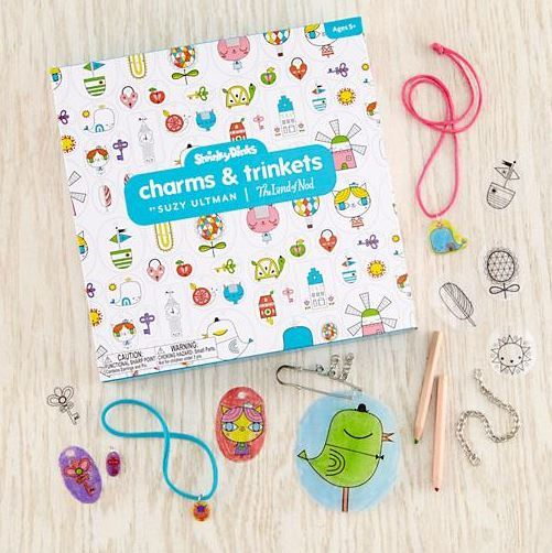 Shrinky Dinks Charms and Trinkets Kit
