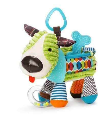 Skip Hop Bandana Buddies Activity Puppy