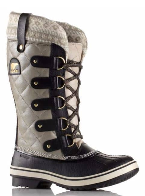 Special Edition Sorel Holiday Tofino Boot