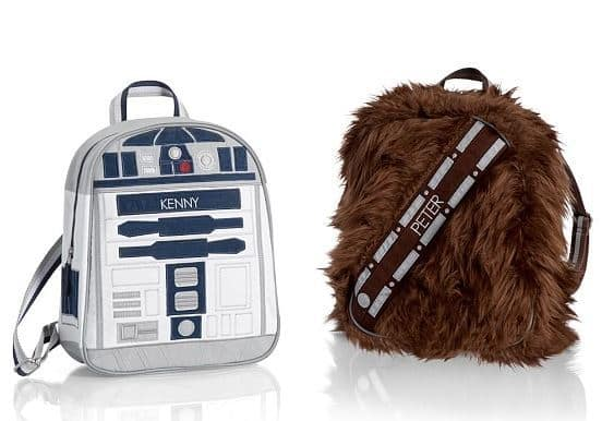 Star Wars Backpacks with Sound