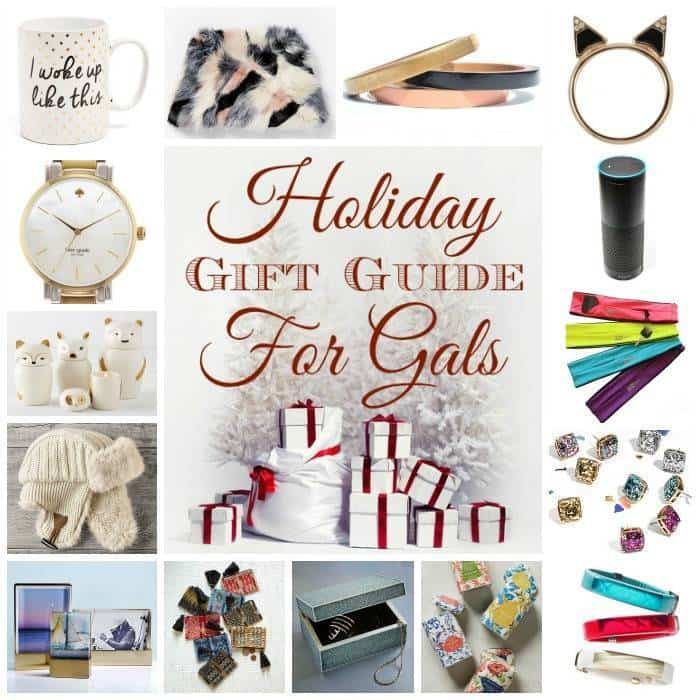 The Mindful Shopper's Holiday Gift Guide For Gals