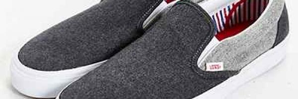 Vans Classic Wool Slip-On Sneaker