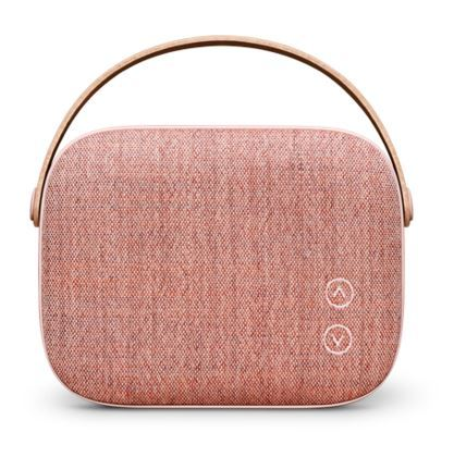 Vifa Dusty Rose Helsinki Bluetooth Loudspeaker