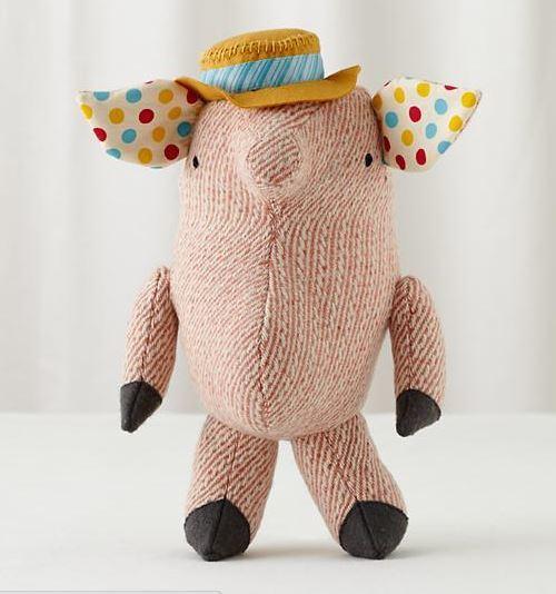 Wee Wonderfuls Porkie Pig