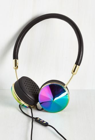 You Heard the Glam Headphones