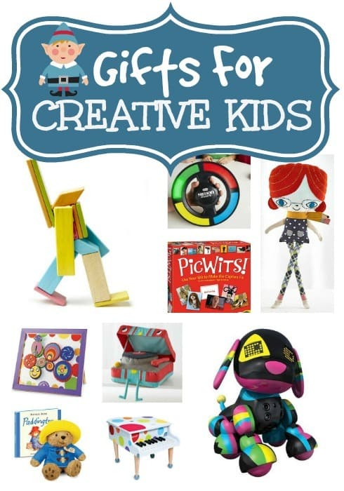 Gifts for Creative Kids | The Mindful Shopper