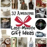 32 Awesome Last-Minute Gift Ideas