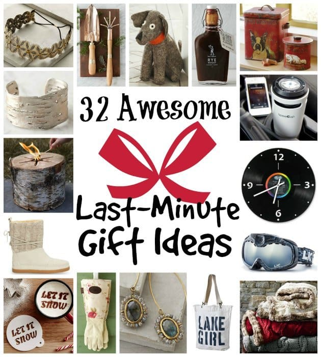 Awesome Last Minute Gift Ideas | The Mindful Shopper