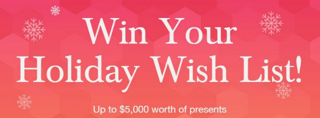 Resultly Holiday Wish List Giveaway