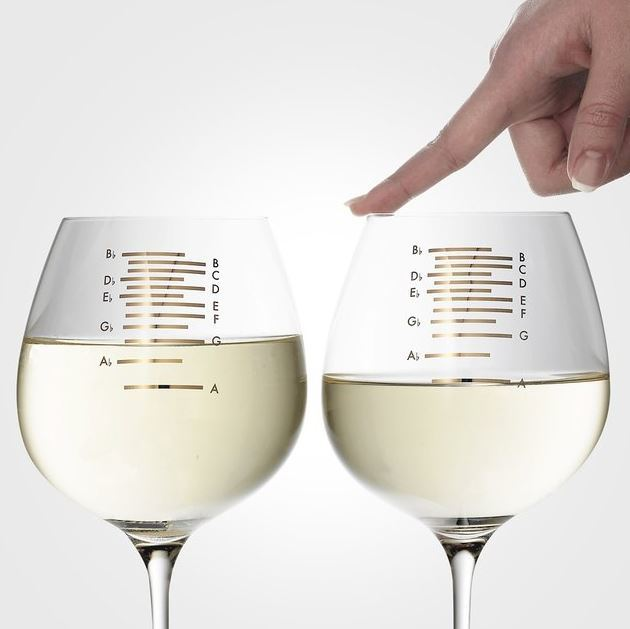 Musical Wine Glasses | Unique Gifts for Wine Lovers