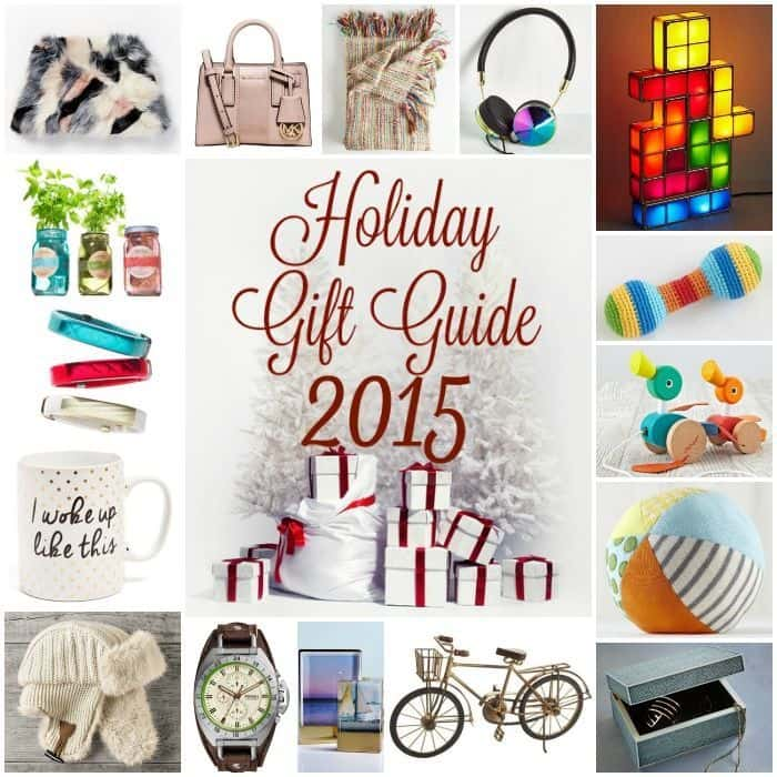 The Mindful Shopper's Holiday Gift Guide 2015