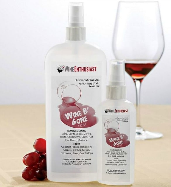 Wine B' Gone Stain Remover