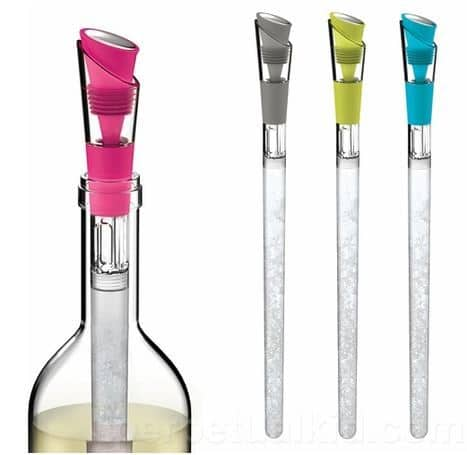 Wine Cooler and Pour Spout | Unique Gifts for Wine Lovers