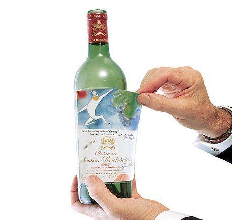 Wine Label Savers